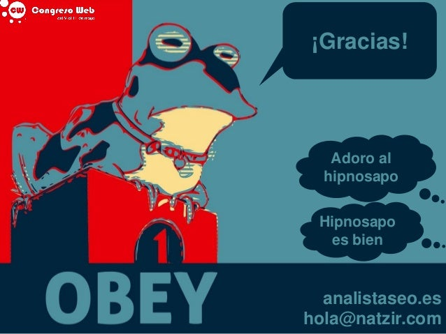 analistaseo.es hola@natzir.com ¡Gracias! Hipnosapo es bien Adoro al hipnosapo