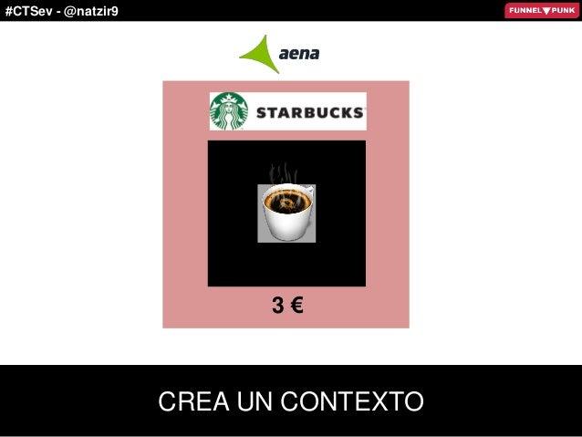 #CTSev - @natzir9 3 € CREA UN CONTEXTO