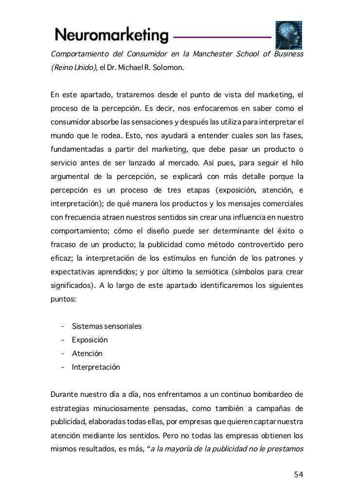 le neuromarketing dissertation