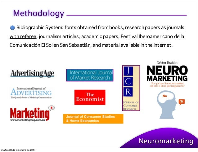 thesis on neuromarketing Neuromarketing, essentially, the key issue which changed is the way in which information about consumer wants and preferences is acquired (ariely, & berns, 2010).