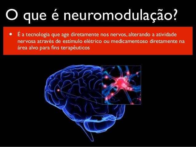 Neuromodulação Cerebral com Estimulação Magnética Transcraniana na Dor Crônica, Doença de Parkinson e AVC Slide 3