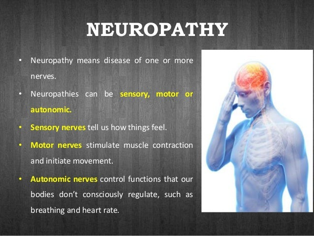 Neuropathy And Pain