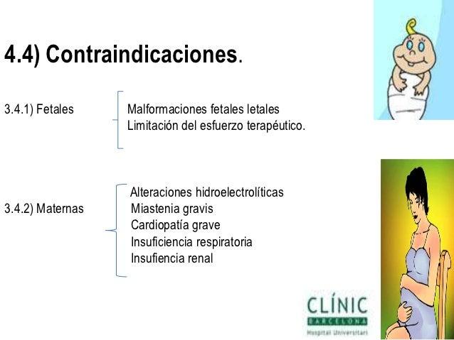 Neuroprotección con sulfato de magnesio en mujeres con