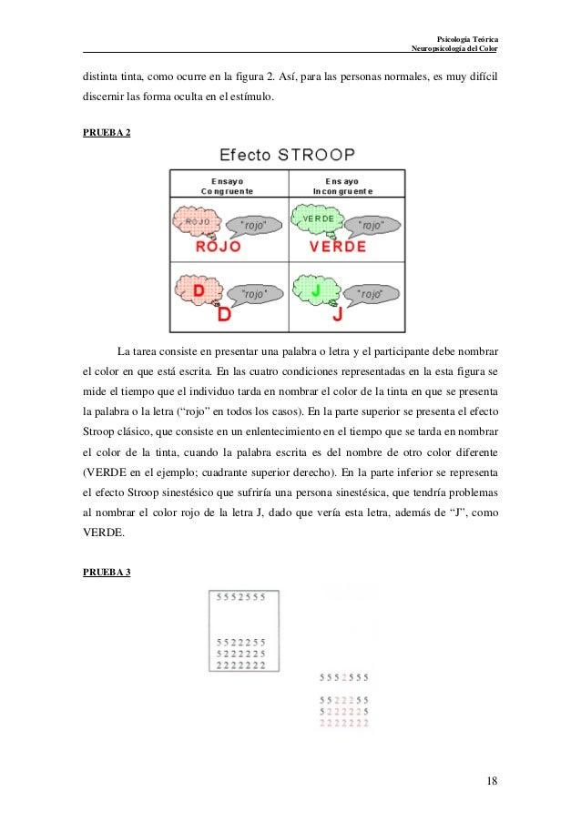 Único Libro De Prueba De Color Luscher Componente - Páginas Para ...