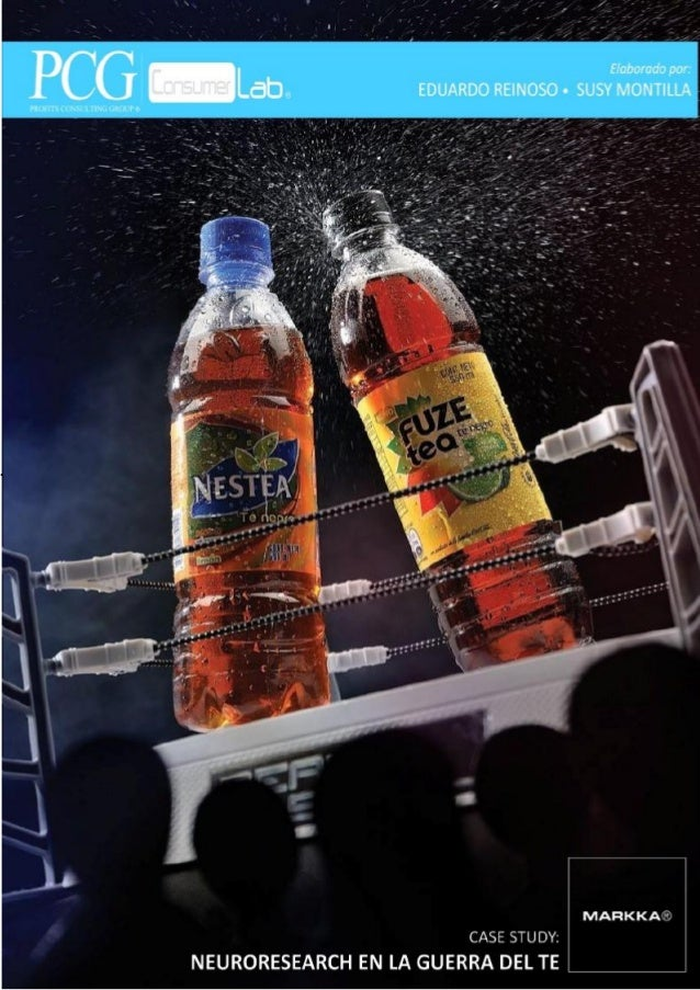 nestea marketing research It's the task of our research & development (r&d) to  the best-known global  brands include nescafé, nestea,  the world where we market our products.