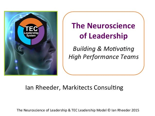 the neuroscience of leadership Masters in the neuroscience of leadership copyright © 2011 wwwneuroleadershiporg 5 assessment deliverables students are required to submit the following.