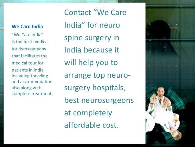 Neuro spine surgery