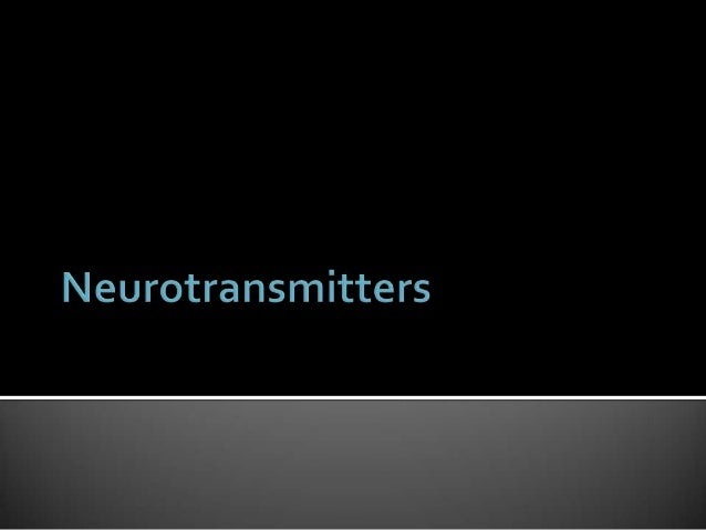  Action Potentials (AP) release neurotransmitters (NTs) in the synapse