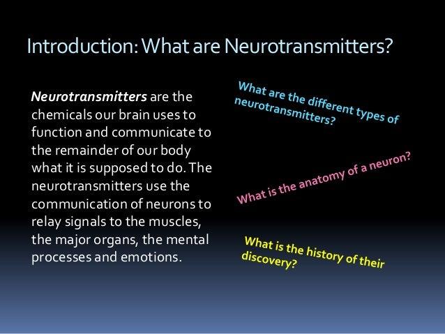 Serotonin Neurotransmitter