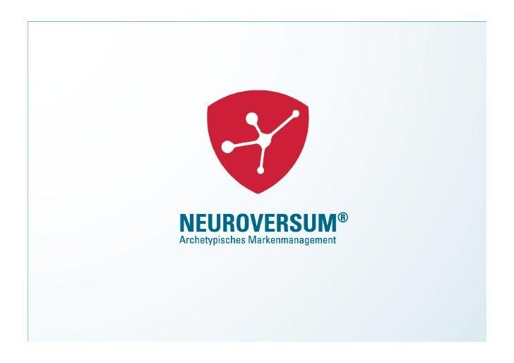 1   Launch von Neuroversum    18. November 2010