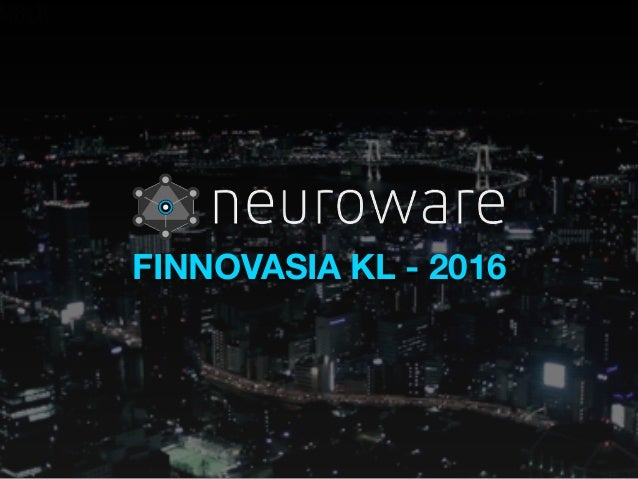 FINNOVASIA KL - 2016
