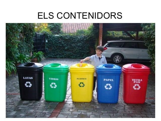 ELS CONTENIDORS