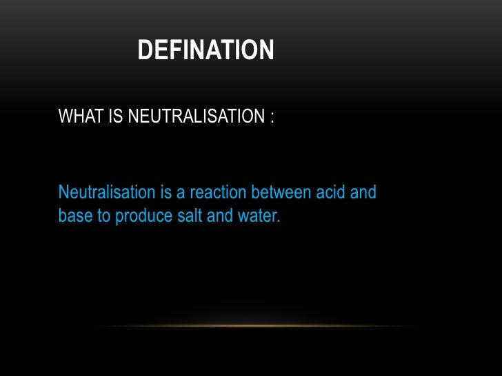 neutralising in everyday life 10 examples of acid-base neutralisation in everyday life answer questions determine energy (in kj/mol) of light emitted from a hydrogen atoms as an electron falls from shell 7 and to shell 3.