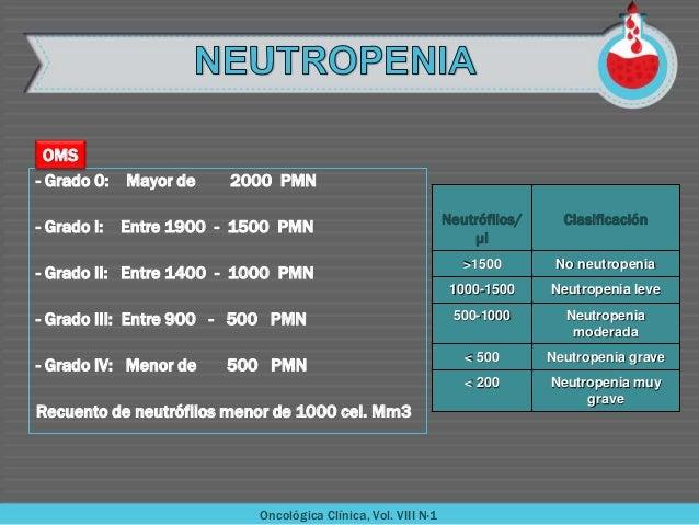 Neutropenia en Pediatria