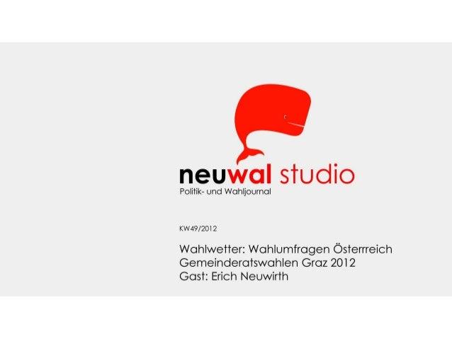 neuwal studio (kw 49, 02 09.12.2012) - neuwal.com