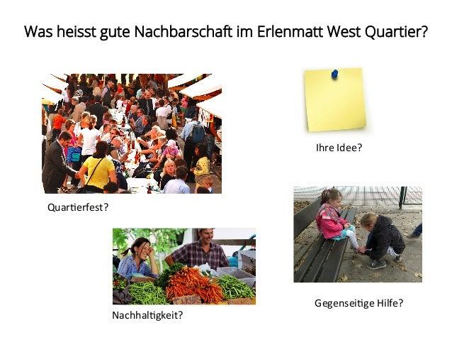Neuzuzüger Apéro Erlenmatt West 28.5.15 Slide 2