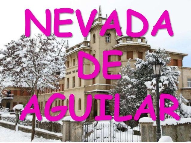 NEVADA DE AGUILAR