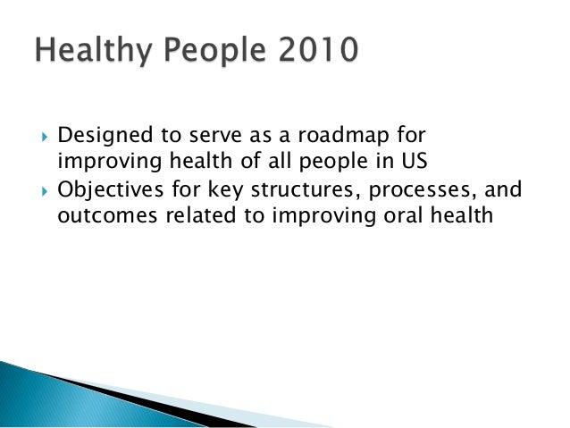 Nevada oral health summary nevada 39 s status in oral health vs health for Healthy people 2020 is a plan designed to