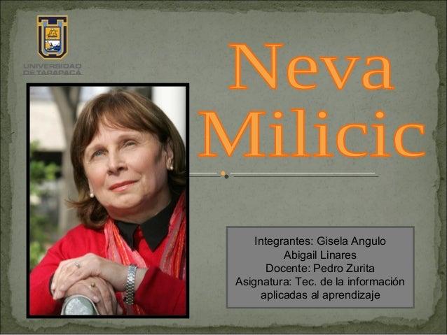 Integrantes: Gisela AnguloAbigail LinaresDocente: Pedro ZuritaAsignatura: Tec. de la informaciónaplicadas al aprendizaje