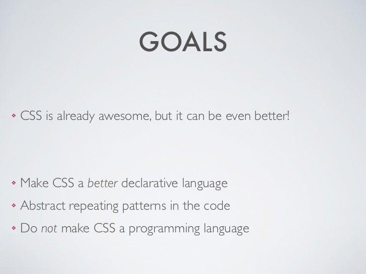 CSS Wish List @JSConf Slide 3