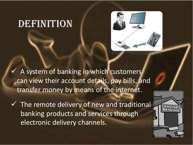 internet banking dissertation pdf Acceptance towards the use of internet banking the use of internet banking will change the structure and amount of investment in the growth.