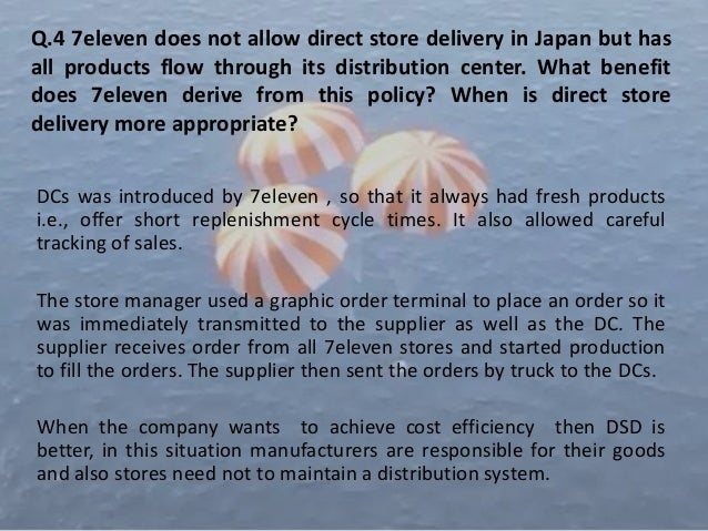 the pros and cons to having a distributor replenish convenience stores The pros and cons to having a distributor replenish convenience stores 3  question 2: they both have pros and cons which must be sorzal distributors 2  link to.