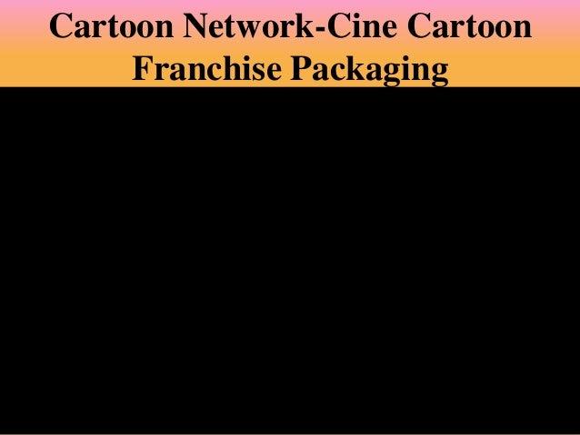 Re-branding Cartoon Networks