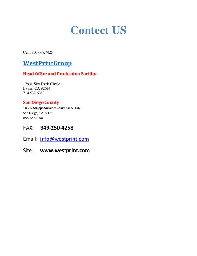 commercial printing in canada