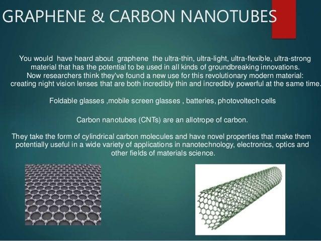 Chemistry Presenation On Nanoparticles