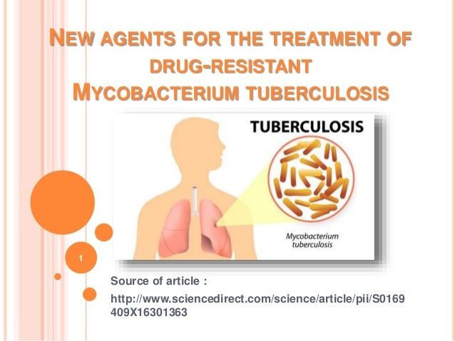 The dangers of drug-resistant tuberculosis: What you need to know