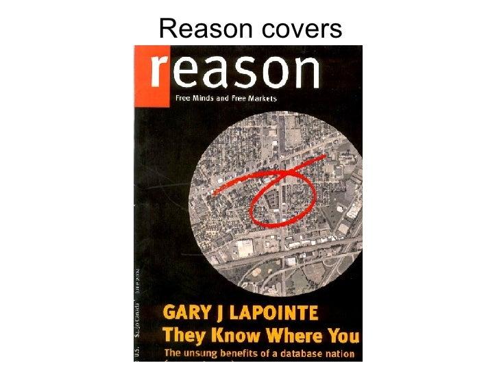 Reason covers