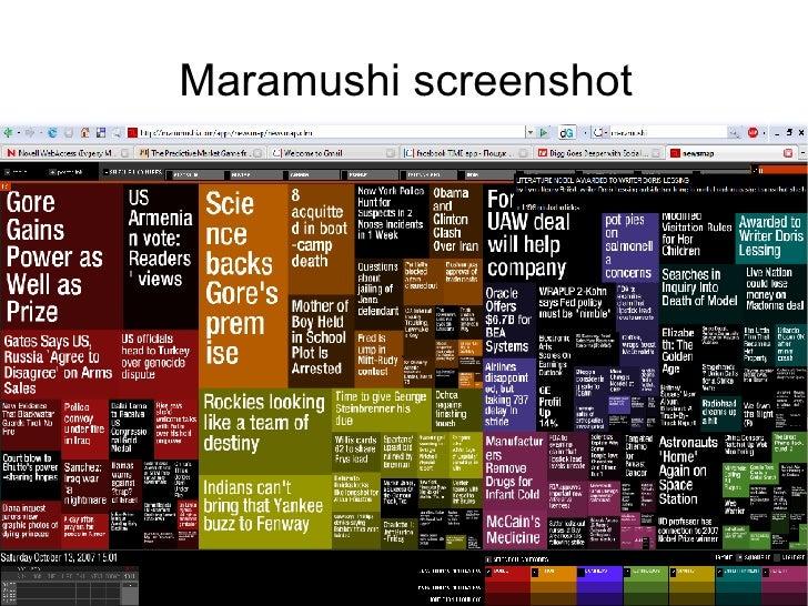 Maramushi screenshot `