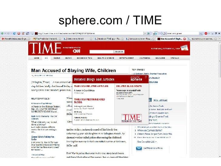 sphere.com / TIME