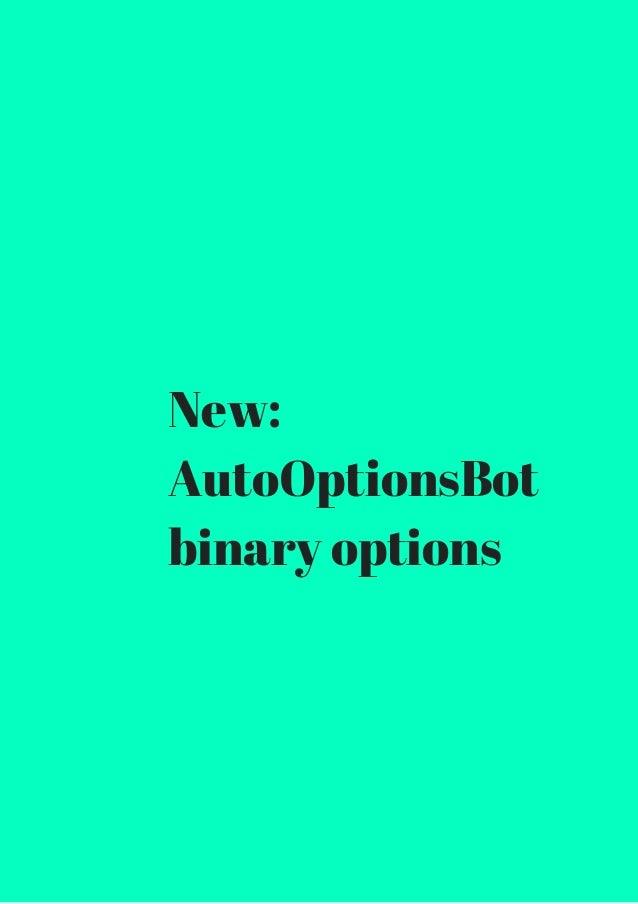 Binary options seo