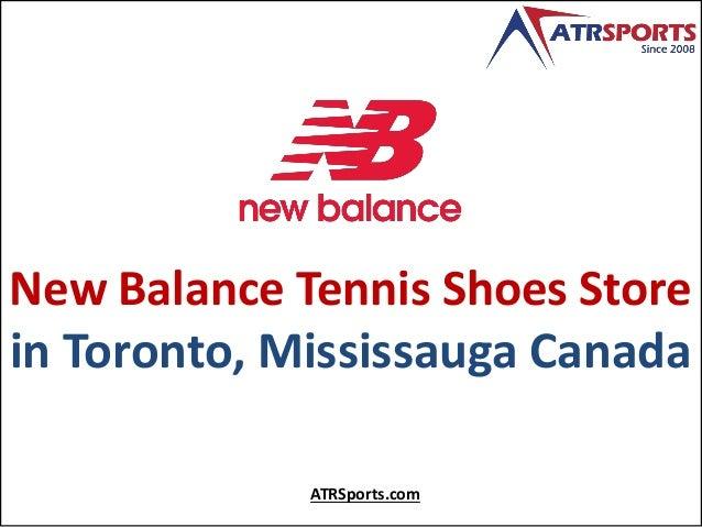 new balance mississauga