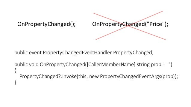 New C# features