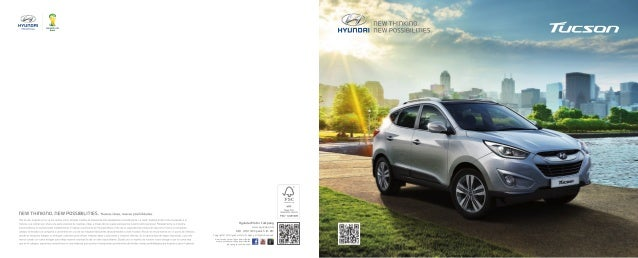 Hyundai Motor Company www.hyundai.com  GEN. LHD 1310 Spanish. ID-KM Copyright © 2013 Hyundai Motor Company. All Rights Res...