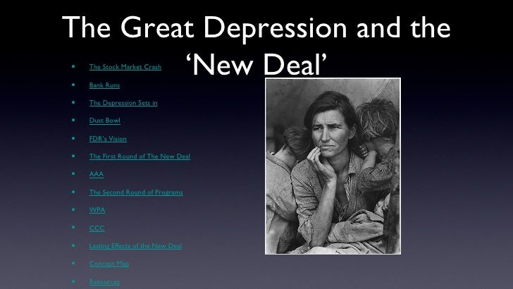 new deal and great depression Dear ask a scholar  was the new deal successful in ending the great  depression sounds like a simple question - but the results of searching.