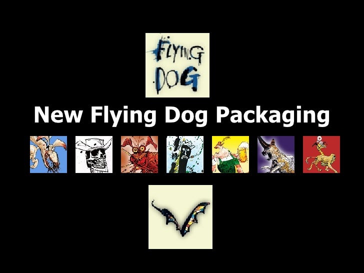 New Flying Dog Packaging