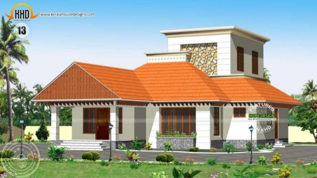 Phenomenal New Kerala House Plans April 2015 Largest Home Design Picture Inspirations Pitcheantrous