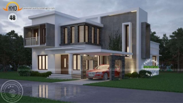 New kerala house plans april 2015 for New home design in kerala