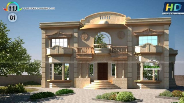 New house plans of december 2015 for Latest house designs 2015