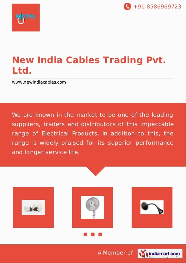 New India Cables Trading Pvt Ltd