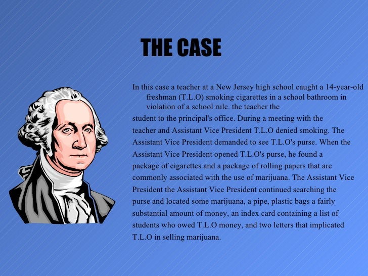 tlo vs new jersey when is New jersey, petitioner, v tlo  that the evidence obtained as the result of a violation may not be introduced in evidence against tlo in any criminal proceeding.