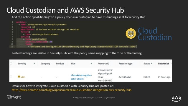 NEW LAUNCH!] Introduction to AWS Security Hub (SEC397) - AWS