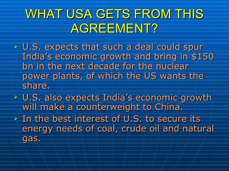 indo us nuclear deal The us-india nuclear deal a proposed groundbreaking nuclear deal between the united states and india is raising questions and concern in both countries.