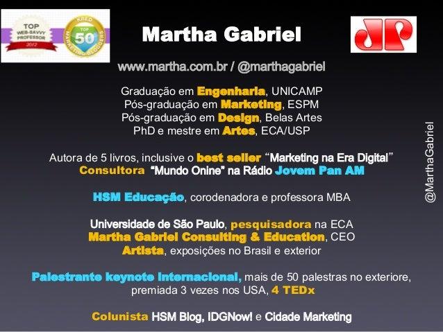 Marketing de Conteúdo: Orquestrando a Convergência e Transmedia Digitais (Forum de Marketing HSM) Slide 2