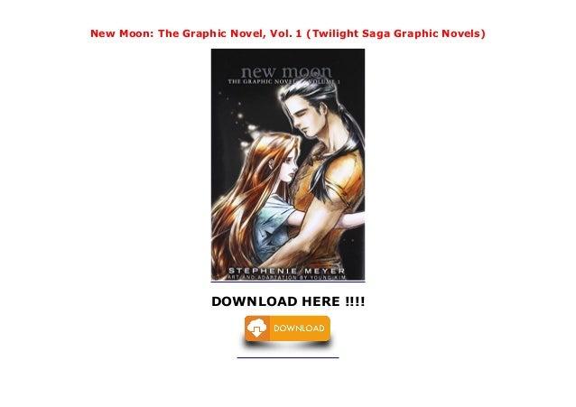Moon graphic 1 novel twilight new pdf volume