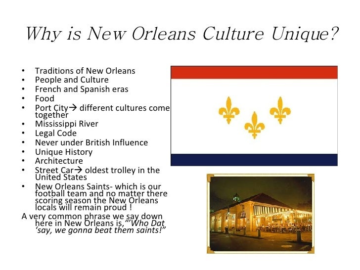 music and culture in new orleans Music and culture coalition of new orleans, new orleans, la 37k likes this is the official facebook page for maccno (music and culture coalition of.