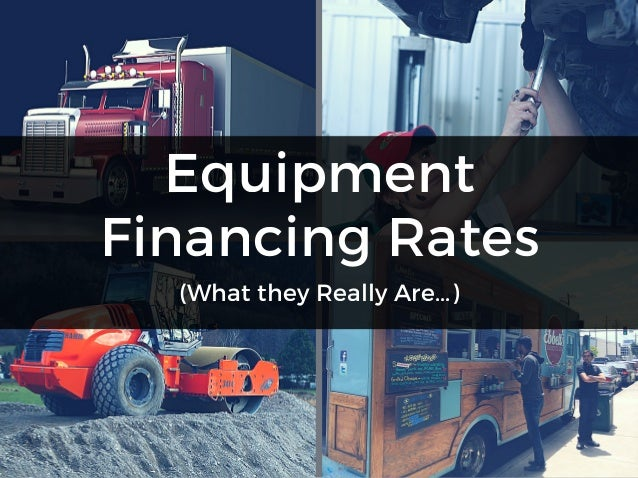 equipment leasing financing costs rates and payments. Black Bedroom Furniture Sets. Home Design Ideas